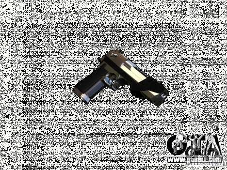 Weapon pack v2 for GTA San Andreas third screenshot