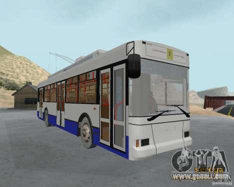 Trolza 5275 Optima for GTA San Andreas