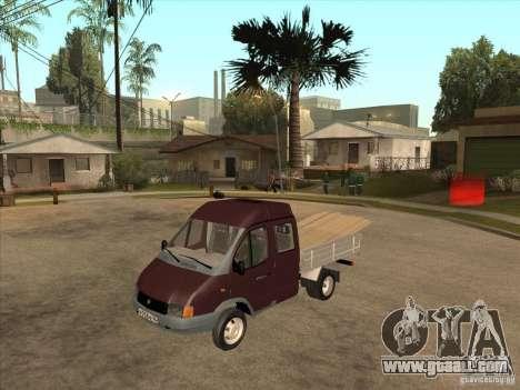 33023 GAS for GTA San Andreas