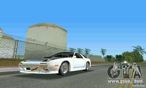 Mazda Savanna RX-7 FC3S for GTA Vice City