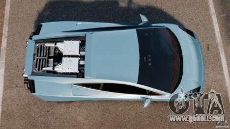 Lamborghini Gallardo Twin Turbo Kit for GTA 4 right view