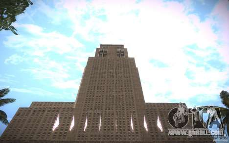 HD Meria for GTA San Andreas seventh screenshot
