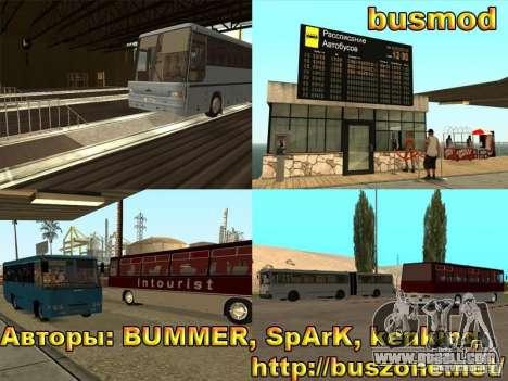 BUSmod for GTA San Andreas