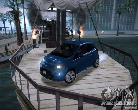 Ford Ka 2011 for GTA San Andreas