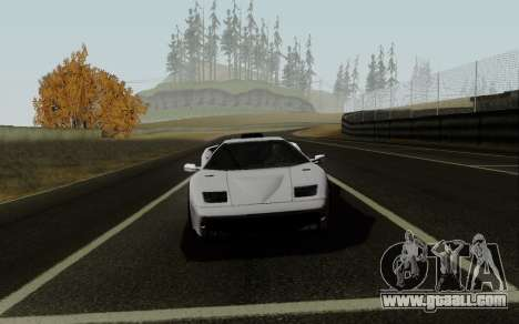 Lamborghini Diablo GTR TT Black Revel for GTA San Andreas