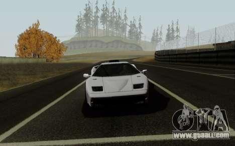 Lamborghini Diablo GTR TT Black Revel for GTA San Andreas right view