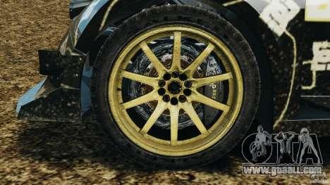 Colin McRae BFGoodrich Rallycross for GTA 4 back view