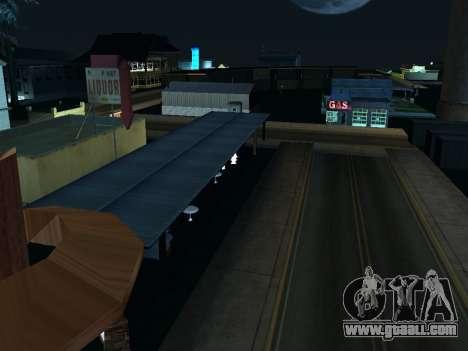 La Villa De La Noche v 1.0 for GTA San Andreas forth screenshot