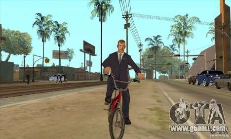 Dmitry Anatolyevich Medvedev for GTA San Andreas forth screenshot