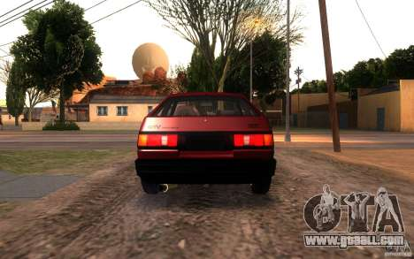 Toyota Corolla Levin GTV 3-door (AE86) for GTA San Andreas right view