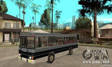 LAZ-4202 for GTA San Andreas