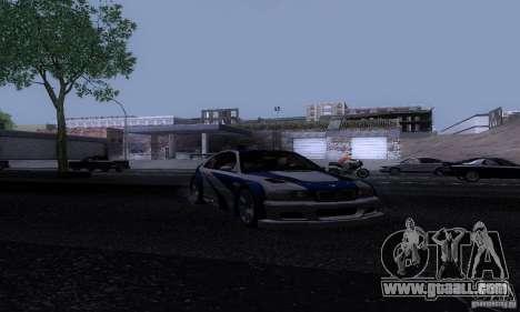 ENB Reflection Bump 2 Low Settings for GTA San Andreas third screenshot