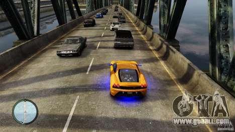 Traffic Load [Final] for GTA 4 second screenshot