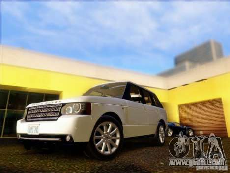 Land-Rover Range Rover Supercharged Series III for GTA San Andreas