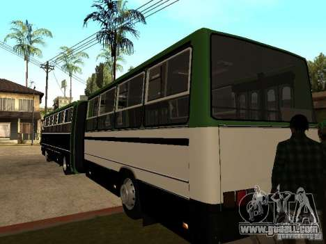 Trailer for IKARUS 280 33 m for GTA San Andreas