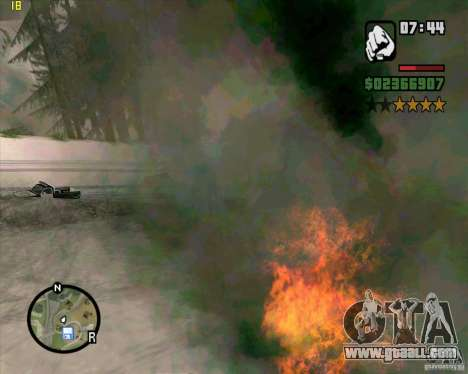 Masterspark for GTA San Andreas seventh screenshot