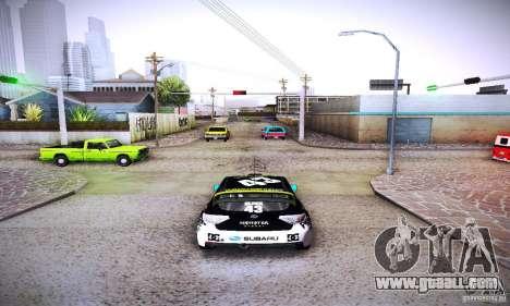 New El Corona for GTA San Andreas sixth screenshot