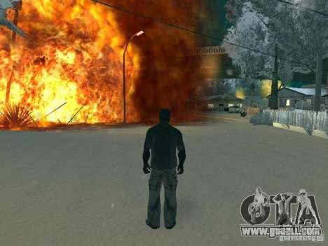 Salut v1 for GTA San Andreas forth screenshot