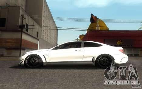 ENB Series by muSHa v1.0 for GTA San Andreas sixth screenshot