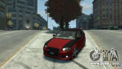 Audi BS3 O.CT Tuning for GTA 4