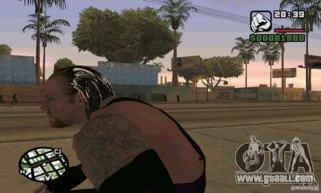 The undertaker from Smackdown 2 for GTA San Andreas forth screenshot