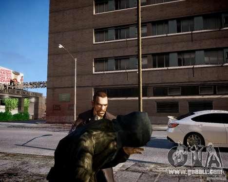 Bad Niko for GTA 4 seventh screenshot