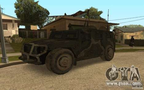Gaz 2975 Tiger for GTA San Andreas