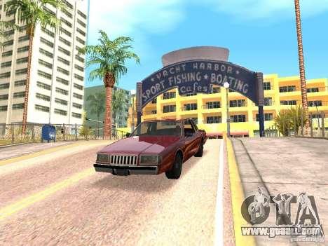ENBSeries by Sashka911 for GTA San Andreas fifth screenshot