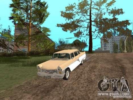 GAS 13 for GTA San Andreas
