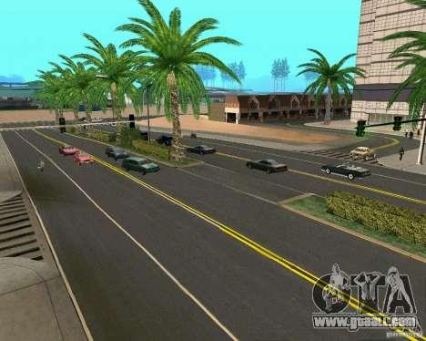 GTA 4 Road Las Venturas for GTA San Andreas third screenshot