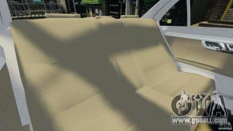 Mercedes-Benz C350 Avantgarde v2.0 for GTA 4 side view