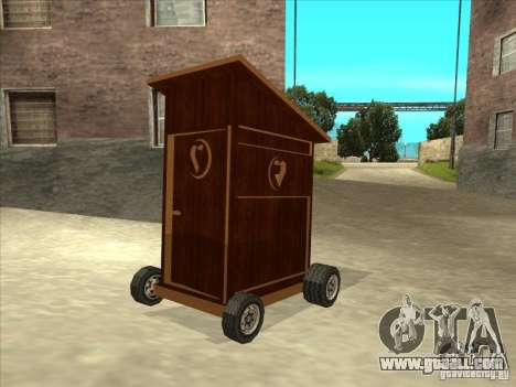 Holy Pooper (Busy!) for GTA San Andreas
