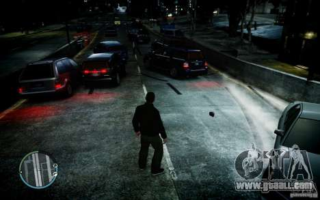Winter Handling for GTA 4 second screenshot