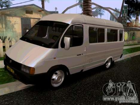 Gazelle 32213 1994 for GTA San Andreas