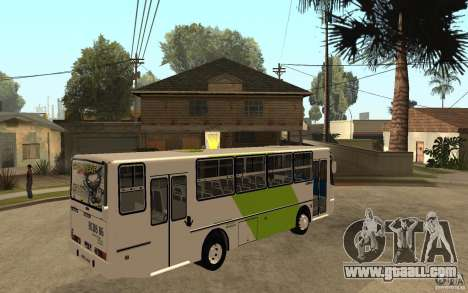 Ciferal GLS OH1420 Transantiago for GTA San Andreas right view