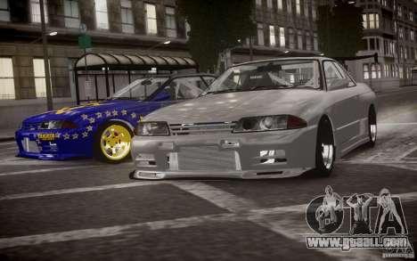 Nissan Skyline R32 FST Drift Korch for GTA 4