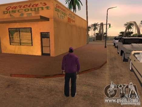 Ballas 4 Life for GTA San Andreas eleventh screenshot