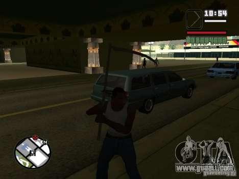 Xhosa for GTA San Andreas