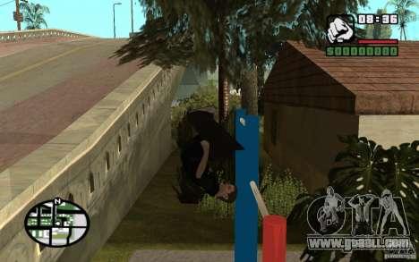 Horizontal Bars for GTA San Andreas forth screenshot