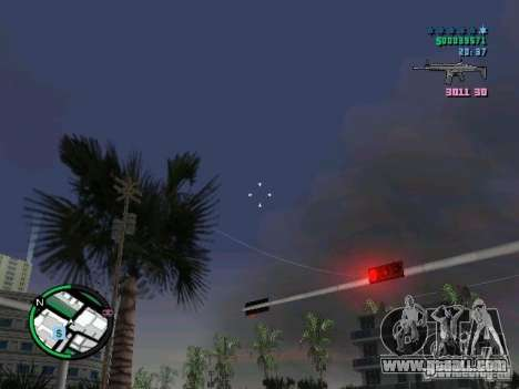 HUD from GTA IV 2.2 RC1 for GTA Vice City second screenshot