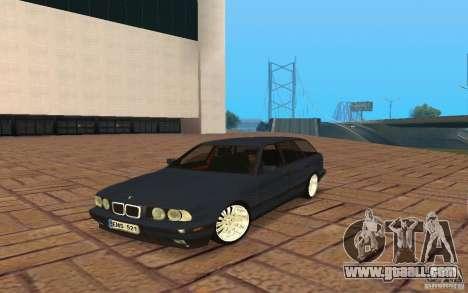 BMW E34 535i Touring for GTA San Andreas