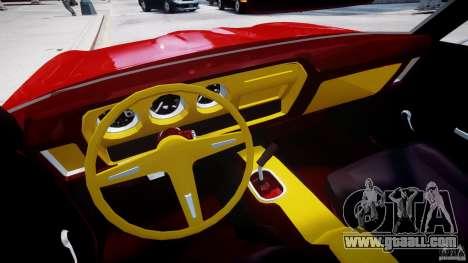 Pontiac GTO 1965 v1.1 for GTA 4 right view