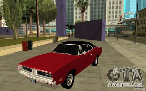 Dodge Charger R/T 1969 for GTA San Andreas