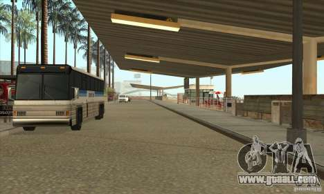 BUSmod for GTA San Andreas ninth screenshot