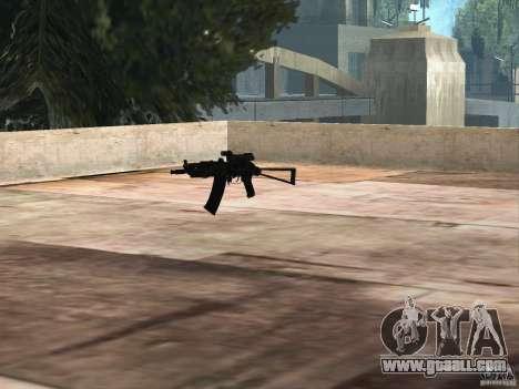 Pak domestic weapons version 2 for GTA San Andreas tenth screenshot