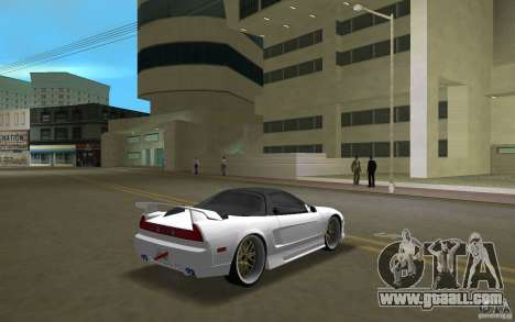 Honda NSX 1991 for GTA Vice City
