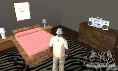 New Interiors - Mod for GTA San Andreas tenth screenshot