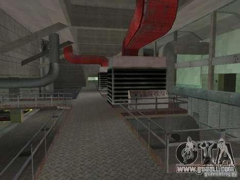Open area 69 for GTA San Andreas eighth screenshot