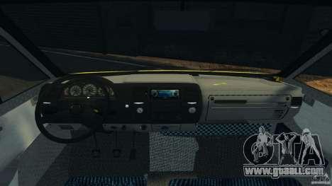 Chevrolet Yankee v1.0 [Beta] for GTA 4 back view