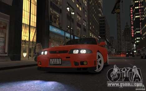 Nissan Skyline for GTA 4